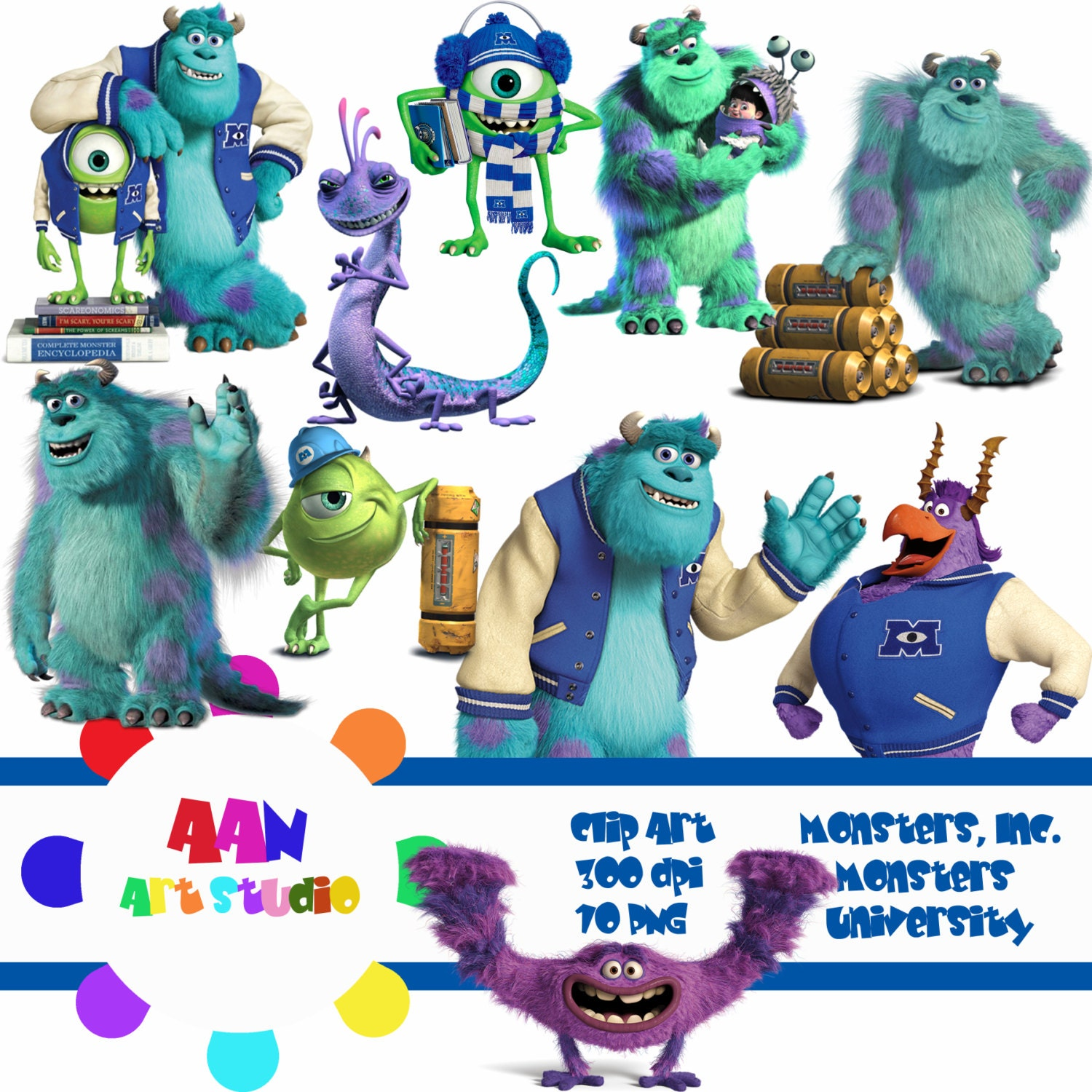 Monsters Inc Invitation for adorable invitation template