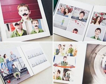Album Templates: The Modern Family