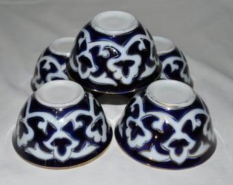 Uzbek bowls 5-piece-0025