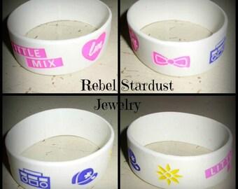 Little Mix silicone bracelet