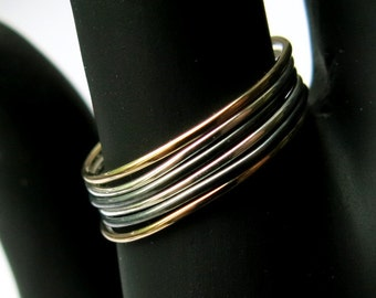 Stacking ring, thin 0.8mm