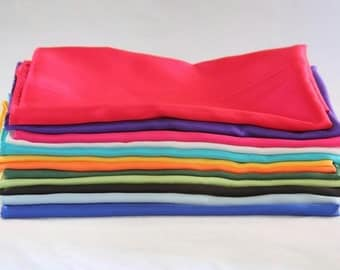 Superhero Capes Satin for parties and more Super FAST shipping PARTY of 8