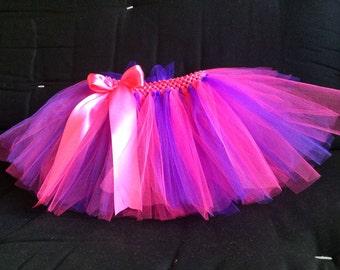 Purple & pink child's tutu