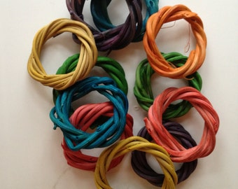 Vine Rings (qty 10) Bird Toy Parts
