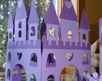 Princess Castle Party Decoration