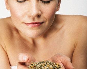100% Organic Acne Product - Herbal Facial - Herbal Steam - Deep Pore Cleansing