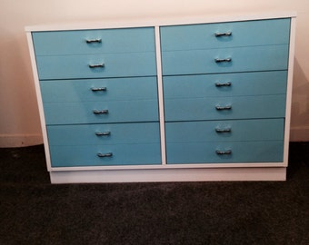 SOLD / MARIA / painted dresser/ furniture