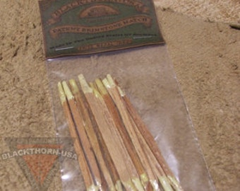 Brimstone Matches for Flint and Steel