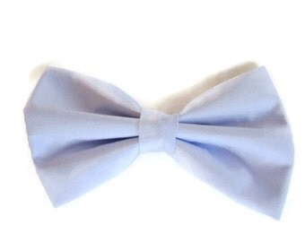 Fabric Hair Bow - Pale Lavender Hair Bow - Lavender Hair Bow - Hair Bow - Lilac Hair Bow- Kid's Hair Bow - Teen Hair Bow - Bow - Purple Bow