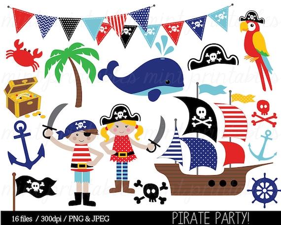 pirate clipart pirates clip art nautical whale anchor