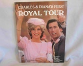Charles and Diana's First Royal Tour