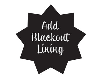 Add Blackout Lining to Each Curtain Panel - Draperies, Home Decor, Curtains, Drapes, Lined Curtains