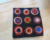 Upcycled Wool Penny Mat, FAAP, OFG