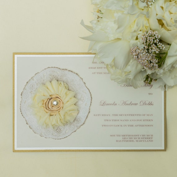 High End Elegant Wedding Invitations: Items Similar To Vellum Wedding Invitation Luxury