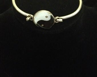 Mexico Alpaca Silver Bracelet