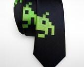 Invaders Tie