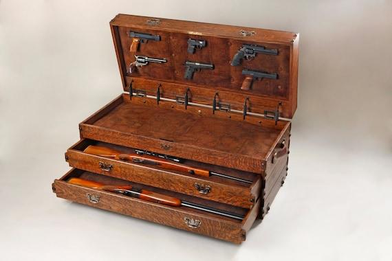 Custom Gun Cabinets Cases And Racks : il570xN642727920axrx from www.huntingseasonready.com size 570 x 380 jpeg 44kB