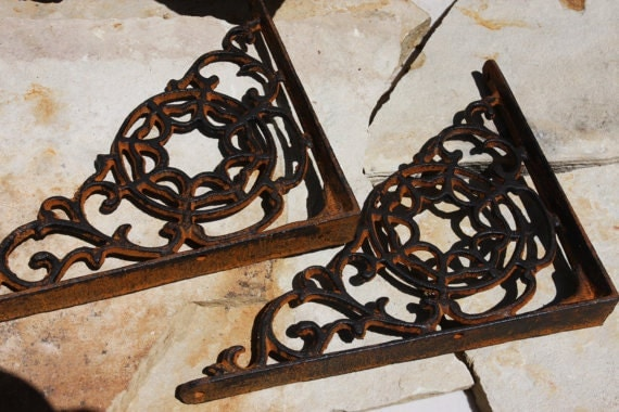 8,Shelf Brackets, Decorative Shelf Brackets, Corbel