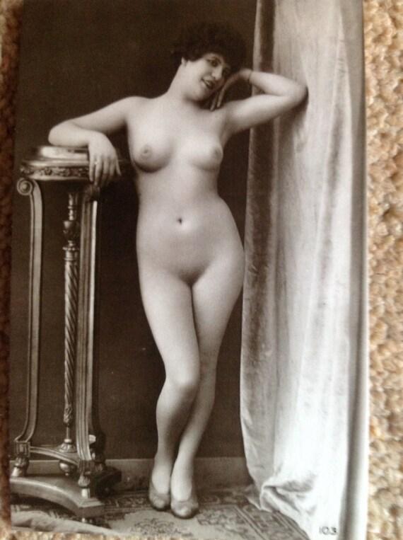 Vintage nude glamour free