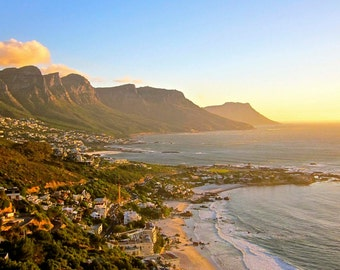 Digital Download of Cape Town