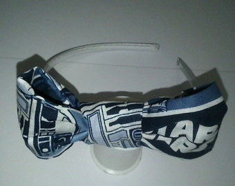 Star Wars bow Alice Band