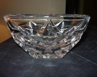 Tiffany Crystal Bowl