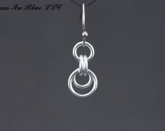 Elegant Eclipse Earrings