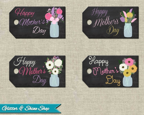 "Mother S Day Tags: Items Similar To Printable MOTHER""S DAY TAGS"