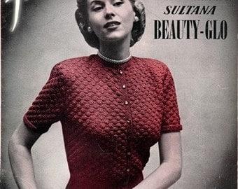 Sultana Fashions & Accessories Volume S20 / 1951