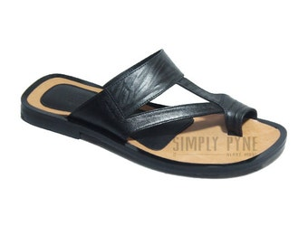 Men's Handmade Leather Sandals