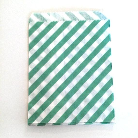 Paper Bags Treat Bag Wedding Favor Bags Flat Paper Bag