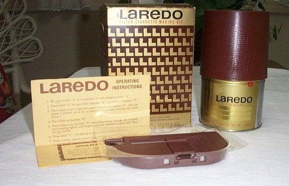 laredo cigarette making machine