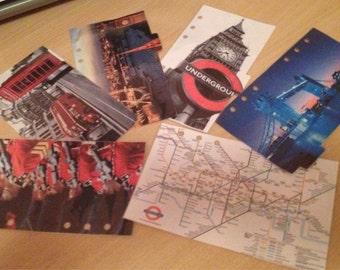 Photo London, dividers measure personal