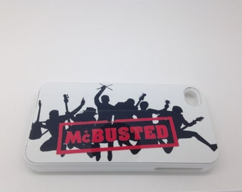 Apple Iphone 4 4s Mcbusted Hard Case
