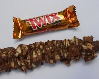 Twix Pretzel Rods
