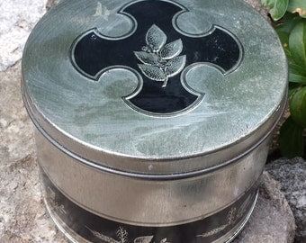 Vintage Metal Tin - Charles Chips Collectors Limited Edition
