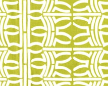 Sumac (Citron Green) on Organic Cotton Batiste Fabric-HALF YARD