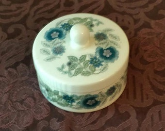 Vintage Wedgewood Trinket Box