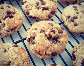 Dairy Free Chocolate Chip Lactation Cookies