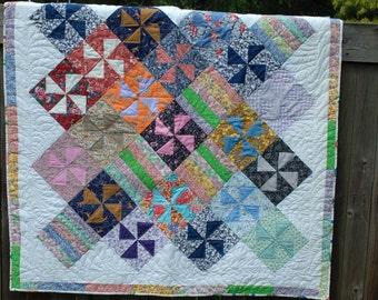 Patch work Quilt On Point