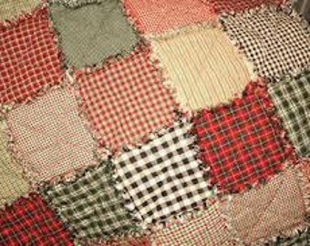 Rag Quilts for everyone!