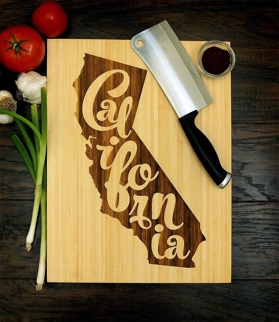 Personalized Wedding Gifts Kitchen : Personalized Wedding Gift, Custom Engraved Wood Cutting Board ...