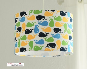 Lampshade whales