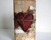 Decorative Heart Block - 1