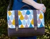 Midtown Messenger Bag PDF Sewing Pattern