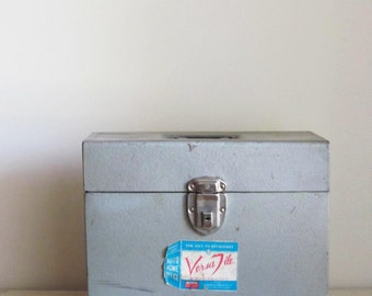 Vintage Versa File Box