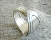 Spoon Ring, Choose your Size, Betty Pattern, Silverware Jewelry