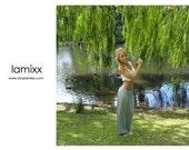 Maxi Skirt - Foldover Adjustable Soft Waistband Long Maxi Skirts