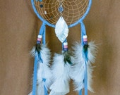 Blue Bear Dreamcatcher...