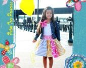 Easter Skirt - Beach Skirt - Pastel Skirt